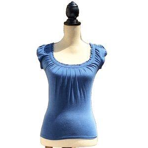 ☀️4/25 Tristan & Iseut Women's Cap Sleeve Top